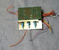OEM Yamaha CR 1020,CR 2020,CR 3020 Stereo Receiver 3 push-switch pcb panel