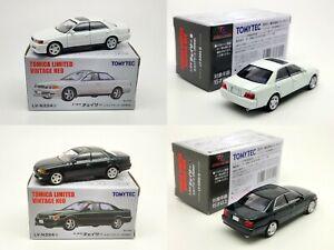 1:64 Tomytec Tomica Limited Vintage Neo Toyota Chaser 2.5 Tourer V JZ X100 98 LV