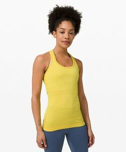 Lululemon Swiftly Tech Racerback vest top sports, exercise, running, workout