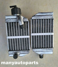 Aluminum radiator for KTM 50 SX SXS MINI 50cc 49cc 2012-2017 12 13 14 15 16 17