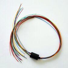 12.5mm Mini Slip Ring 12 Circuits*2A 12 Wires 240V Test Equipment
