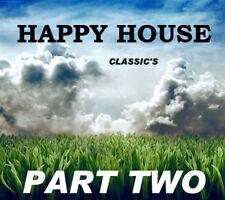 RAVE ACID HOUSE 2 DISC CD SET OLD SKOOL HAPPY HOUSE PART 2