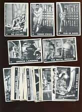 1966 Topps Lost in Space Non Sport Trading Card Lot Near Set 44 Different EX/EX+