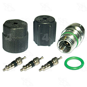 A/C System Valve Core and Cap Kit-Seal Kit Factory Air 26775