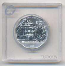 Austria Ludwig van Beethoven European Anthem Silver 5 Euro 2005 BU