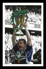 BRIAN O'DRISCOLL - LEINSTER AUTOGRAPHED SIGNED & FRAMED PP POSTER PHOTO