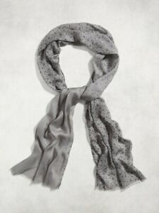John Varvatos Collection Polka Dot scarf. GRAIL PIECE