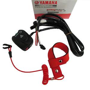 Yamaha New OEM SUPERJET 650 700 START STOP KILL SWITCH BOX ASSY EW2-68310-04-00