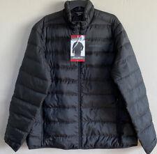 NEW Eddie Bauer Microlight II Mens Packable Down Jacket 650 Fill Black M,LXL,XXL