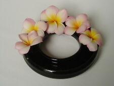 Frangipani Flower Ring -large- Handmade in Australia