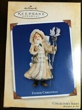 Hallmark Keepsake Ornament - 2004 - Father Christmas Collector Series