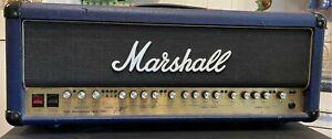 Marshall 6100 Anniversary Blue Tolex Svetlana