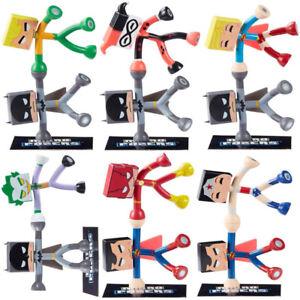 DC Comics Micro Pozers Figures Justice League Double Pack Superhero Bendy 5+ yrs