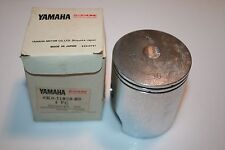 nos Yamaha snowmobile piston et300 enticer 1981-84 4th over 1.0mm 57mm