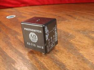Allen Bradley - Photoswitch Estado Sólido Relé Para Interruptor Fotoeléctrico -