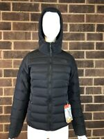 The North Face Women's Stretch Hooded Down Jacket Size XS Black NWT