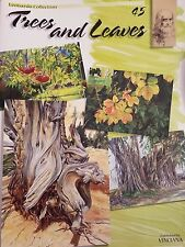 Leonardo Collection Trees And Leaves No.45 : Book by Floriano Bozzi et al BKV045