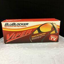 Original BluBlocker Viper Sunglasses Surround Vision High Resolution Wide Angle