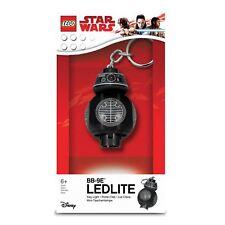 Officiel Lego Star Wars Épisode VIII BB-9E Lampe Porte Clé de Poche Ledlite