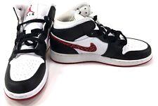 Nike Shoes Air Jordan Phat AJ1 White/Black/Red Sneakers Size 5.5/5