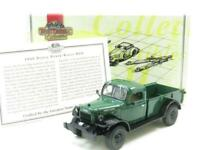 Matchbox Collectibles YTC02 Dodge Power Wagon WDX 1946 Green 1.43 Scale Boxed