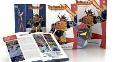12 Dvd Box Cofanetto + Fascicoli DALTANIOUS ♦ IL ROBOT DEL FUTURO serie completa