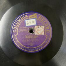 "78rpm 12"" CLARA BUTT the lovers curse / i know my love [ single side ]"