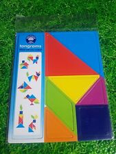 Orchard Toys Tangrams New Activity Pack