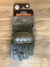 Rothco 3464 Nomex Flame and Heat Resistant Hard Knuckle Tactical Gloves - Gray