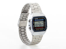 Casio Uhr A168WA-1YES Armbanduhr A168WA-1YES