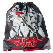 Star Wars Shoe Bag Drawstring Swim Gym PE Sports Stormtrooper