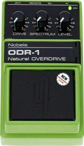 Nobels ODR-1BC Natural Overdrive Pedal