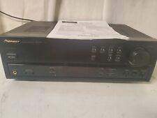 Pioneer SX-205 AM/FM Receiver Original Manual TESTED
