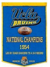 UCLA BRUINS FOOTBALL 1954 NATIONAL CHAMPIONS MAGNET