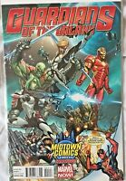 =Guardians Of The Galaxy= #1 NM Midtown J Scott Campbell Variant (2013) Deadpool