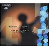 Beethoven: Symphonies Nos. 4 and 5, Minnesota Orchestra, Vanska, Osm, Very Good