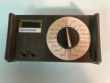 Danameter Model 2000 Meter With Leather Case