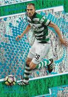 2017 Panini Revolution Soccer - Magna Parallel /49 - Sporting CP - 129-137