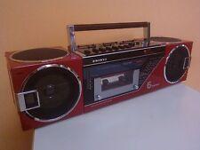 VINTAGE RADIO - CASSETTE PLAYER/RECORDER  SANYO  M7740K