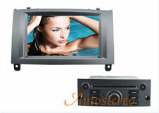 UK Android 7.1 Car DVD Player GPS Navigation for Peugeot 407 2004-2010 Stereo