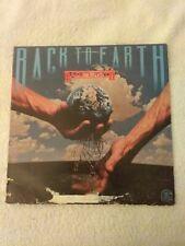 RARE EARTH...BACK TO EARTH...33 RPM LP MOTOWN (1975) R6-548S1