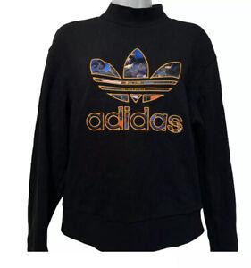 Adidas Originals Lunar New Year Side Zip Sweatshirt FU1759 Women's Size XS