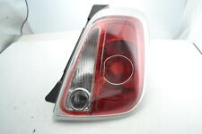 Fiat 500 Sport Rear Taillight Lamp Light 2012-2016 Right Side Genuine 05182418AF