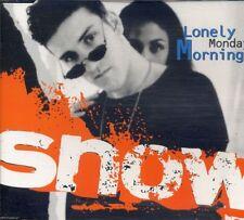 Snow - Lonely Monday Morning ° Maxi-Single-CD von 1993 °
