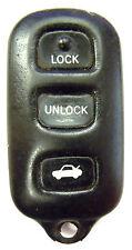 keyless remote entry transmitter fob beeper 89742-33100 Lexus 97 98 99 00 keyfob