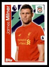 Merlin Premier League 2017 - Liverpool James Milner No.143