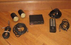 Decatur SpeedTrak (Genesis II) Ka-Band Dual Antenna Police Radar System