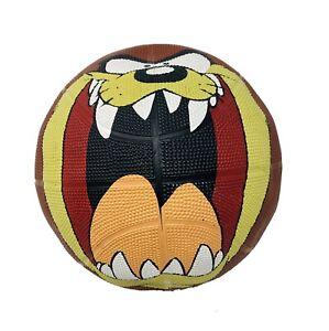 Warner Brothers Taz 1997 Basketball WB Vintage Tazmanian Devil Space Jam