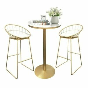 Modern Bar Stool Chairs High Chair Gold Stool Dining Nordic Pub Accessories Home