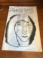 PARALLELS by TOM BURNS Rare 1981 First Edition